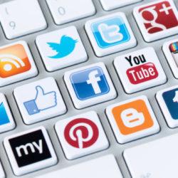 Social media knopki